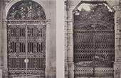 Villa Pisani (Stra - Véneto) - Portales de hierro labrado