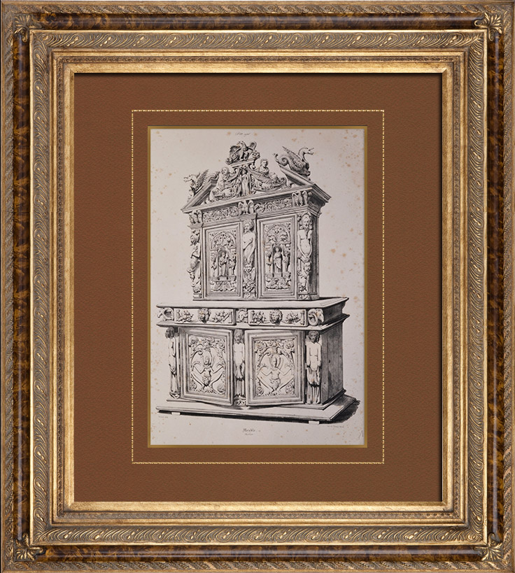 gravures anciennes gravures de arabesque. Black Bedroom Furniture Sets. Home Design Ideas