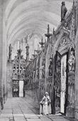 Cathedral of Albi - Midi-Pyr�n�es (Tarn - France) - Door of the Choir