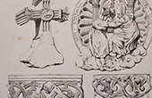 Sculptures - Low-reliefs - Birds - Cross - Virgin Mary and Saint Joseph (Toulouse Museum)