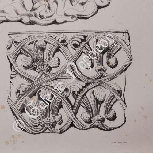 gravures anciennes sculptures bas reliefs oiseaux croix vierge marie et saint joseph. Black Bedroom Furniture Sets. Home Design Ideas