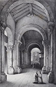 Portal of  Church - Saint Michel de L'Escure - Saint-Michel de Lescure-d'Albigeois - Midi-Pyr�n�es (Tarn - France)