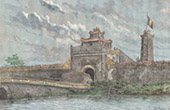 View of Bac Ninh - Citadel's Gate (Vietnam)