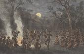 Dans - Australiens Aboriginer - Queenslands (Australien)
