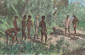 Australiens Aboriginer - Queenslands (Australien)