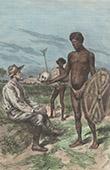 Australiens Aboriginer - Kannibalism - Antropofagi - Herbert Vale - Queenslands (Australien)