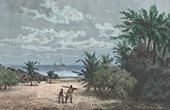 Ansicht von Karabane - Carabane - Casamance (Senegal)