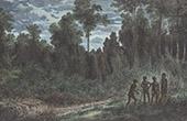 Indigenous Australians - Cannibalism - Anthropophagy - Herbert River - Queensland (Australia)