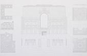 Antique Paris City Hall  - Salons - Salle of Zodiac