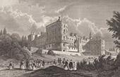 Palace of Saint-Germain-en-Laye (France)