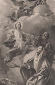 Italienische malerei - Vision von Heilige Anna (Giambattista Tiepolo)