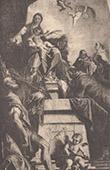 Pintura italiana - Virgem Maria eo Menino Jesus (Giambattista Tiepolo)