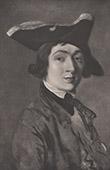 Englisch malerei - Selbstporträt (Thomas Gainsborough)