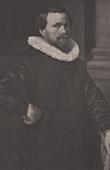 Fl�misch Malerei - Portr�t eines Mannes