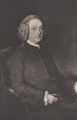English art - Portrait of Mr Haviland (Thomas Gainsborough)