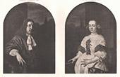 Dutch painting - Portrait of a Judge - Portrait of Woman (Frans van Mieris the Elder)