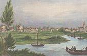 View of Niort - Poitou-Charentes (Deux-S�vres - France)