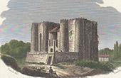 Castle of Niort - Dungeon - Poitou-Charentes (Deux-S�vres - France)
