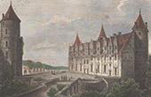Castle - Château de Josselin - Brittany (Morbihan - France)