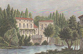Fort Foucault - Vestige - Neoclassical villa - Niort - Poitou-Charentes (Deux-S�vres - France)
