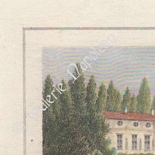 gravures anciennes fort foucault vestige villa n o classique niort poitou charentes. Black Bedroom Furniture Sets. Home Design Ideas