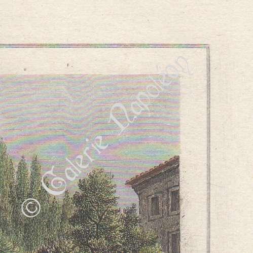 Gravures anciennes fort foucault vestige villa n o classique niort poitou charentes - Certificat d heredite avec porte fort ...