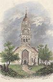 Sainte-Marie-du-Mont Church - Lower Normandy (Manche - France)