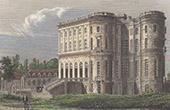Hermitage Castle - Cond�-sur-l'Escaut - Nord-Pas-de-Calais (North - France)