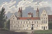 Rihour Palace - Lille - Nord-Pas-de-Calais (North - France)