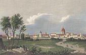 View of Lille - Nord-Pas-de-Calais (North - France)