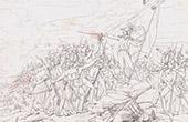 French Revolution - Battle of Montenotte (April 12th 1796) - Napoleonic Wars - Italy - Bonaparte