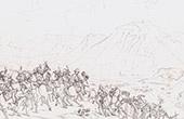 Schlacht bei Rivoli (1797) - Koalitionskriege - Österreichische Armee vs Französische Armee - Napoleon Bonaparte - Italien