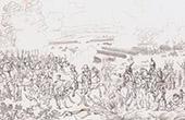 Bataille de Marengo (14 Juin 1800) - Napoléon Bonaparte - Guerres Napoléoniennes - Armée Autrichienne vs Armée Française - Italie