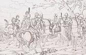 Bataille d'Austerlitz (2 décembre 1805) - Guerres napoléoniennes - Napoléon - Bonaparte