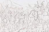 Napoléon Rend Hommage aux Blessés ennemis - Capitulation d'Ulm - Guerres Napoléoniennes (20 octobre 1805)