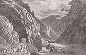 Napoléon Bonaparte - Alpes - Route du Simplon