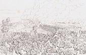 Bataille d'Ebersberg (3 Mai 1809) - Autriche - Guerres napoléoniennes - Masséna