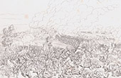Battle of Ebersberg (1809) - Austria - Napoleonic Wars - Masséna