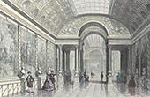 Palace of Versailles - Galerie des Batailles (Île-de-France - France)