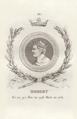 Medallion of Robert II of France (972-1031)