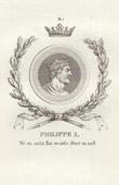 Medallion of Philip I of France (1052-1108)