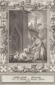 Ausbruch von Adelaide - Adalard (950)