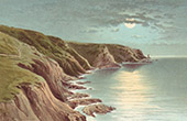 View of Jersey - Channel Islands - Plemont Point
