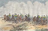 Cavalry at Beverloo - Beringen (Belgium)