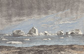 Eisberg - Diskobucht -  Baffin-Bucht - Gr�nland (D�nemark)
