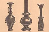 Brons vaser - 18. �rhundrade