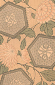 Japanese art - Decoration - Chrysanthemum