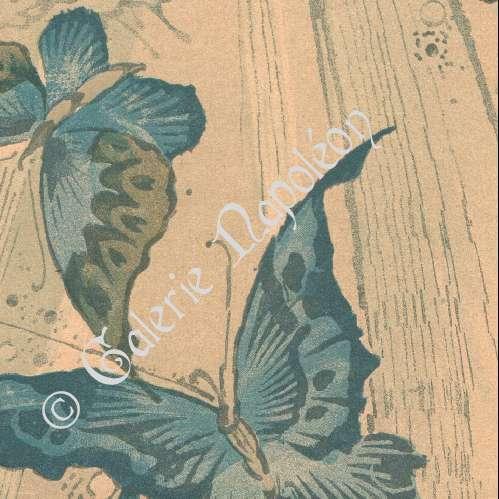 Gravures anciennes gravure de art japonais d coration for Decoration 19eme siecle