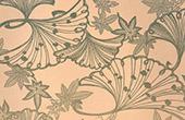 Japanische Kunst - Technisch Zeichnen - Blatten und Blumen