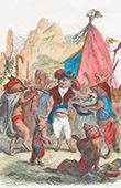 Public and Private Life of Animals - Satirical Tales - Caricature - Pirates - Wolf
